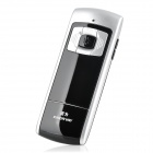 KNORVAY N33 2.4G Wireless Paging Red Laser Pointer Presenter - Black + Silver (1 x AAA)