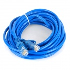 RJ45 Cable de red Ethernet Internet - azul (5 M)