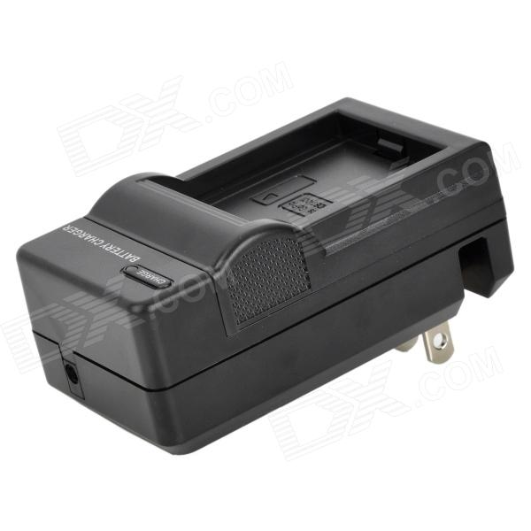 где купить  DSTE DSTE-DC121 Camera Battery Charging Dock + Car Charger for GOPRO HD HERO 1 / 2 - Black  дешево