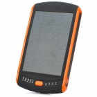 STDPOE STD-S23000 23000mAh Solar Power Mobile Power Charger für Laptop / Handy - Schwarz + Orange