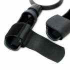Mountain Bicycle Bike Rearview Mirror - Black (Pair)