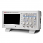"UNI-T UTD2102CM Digital 7"" TFT LCD 1GS/S 2-Channel Storage Oscilloscope - Grey"