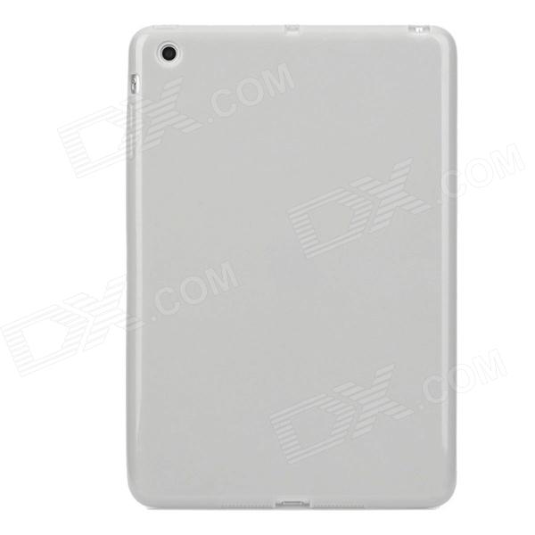 Protective Silicone Back Case for Ipad MINI - Grey