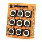 Meeeno 3x3 Independent Digital  Keypad  for Arduino (Works with official Arduino Boards)