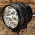 UltraFire XL-56S 1200lm 3-Mode White Bicycle Light w/ Cree XP-G R5 - Black (4 x 18650)