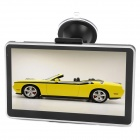 "ST-7012 7"" Resistive Screen Win CE 6.0 GPS Navigator w/ FM / TF / Mini USB / Europe Map - Black"