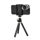 10X Zoom Lens Mobile Phone Telescope w/ Case for Iphone 5