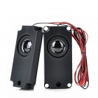 Portable Mini Speakers - Black (110~240V)