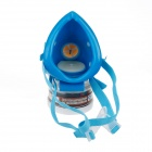 ZhuoYue ZR-01 Self-priming Filter Gas Mask - Blue + White