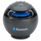 Bluetooth V2.1 Speaker MP3 Player w/ Handsfree / USB 2.0 / TF - Stone