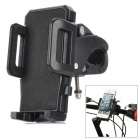 Bicycle Bike Swivel Mount ABS Holder for Cellphone + More - Black