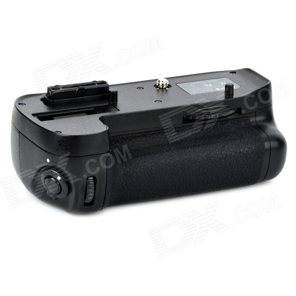 MEIKE MK-D7100 Replacment Battery Grip for Nikon D7100 DSLR - Black ( 6 x AA / 1 x EN-EL15 ) meike mk dr750 mb d16 built in 2 4g wireless control battery grip for en el15 nikon d750 dslr camera