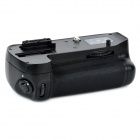 MEIKE MK-D7100 Replacment Battery Grip for Nikon D7100 DSLR - Black ( 6 x AA / 1 x EN-EL15 )
