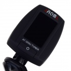 "AROMA AT-300U 1,25 ""LCD Clip-Dedicated Ukulele Tuner - Musta (1 x CR2032)"