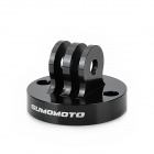 Aluminum Fixed Mount for GoPro HD Hero 2 / 3 / 3+ - Black