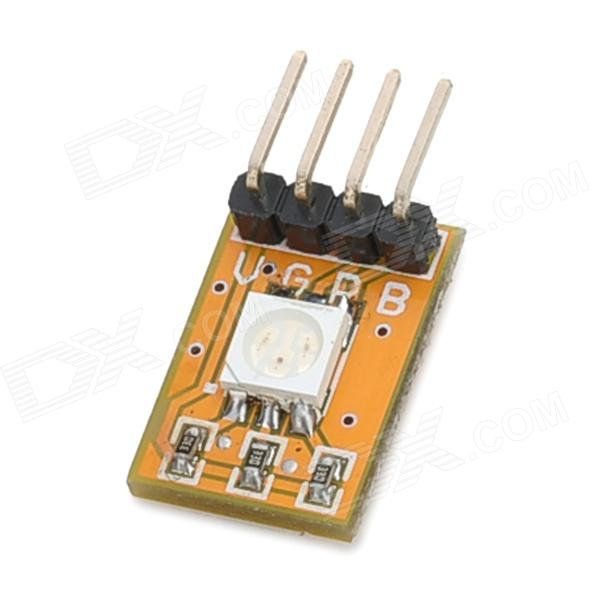 Meeeno 5050 RGB Brick Module for Arduino - Yellow