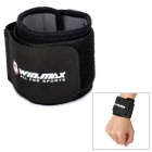 Winmax WNF09105 Sports Adjustable Elastic Neoprene Wrist Support Protector - Black