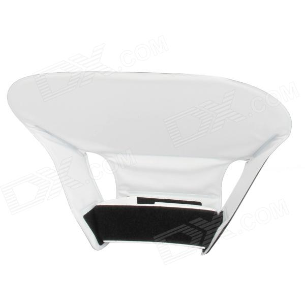 Portable Folding Flash Reflector Board - Black + White (Size L)