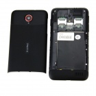 "ihD 918 MTK6515 Android 4.1.2 GSM Bar Phone w/ 4.7"" Capacitive Screen, Quad-Band and Wi-Fi - Black"