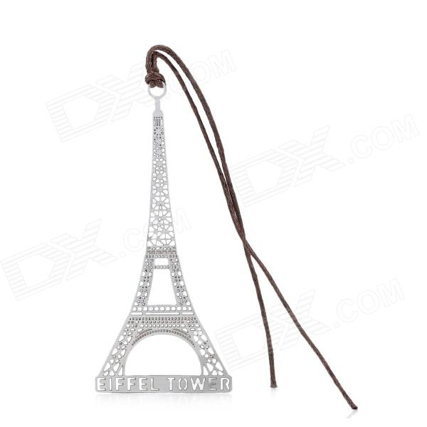Retro Novelty Eiffel Tower Style Iron Bookmark