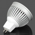 MR16 GU5.3 3W 260lm 6500K frio branco LED Spotlight