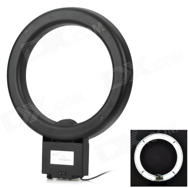 NG NG-40C Ring-Shaped 40W 3166lm 5400K White Macro Photography Light - Black flexible stand for still and macro photography black