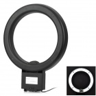 NG NG-40C Ring-Shaped 40W 3166lm 5400K White Macro Photography Light - Black