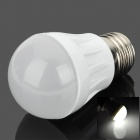 E27 3W 150lm 6500K 9-2835 SMD LED Cold White Bulb Lamp