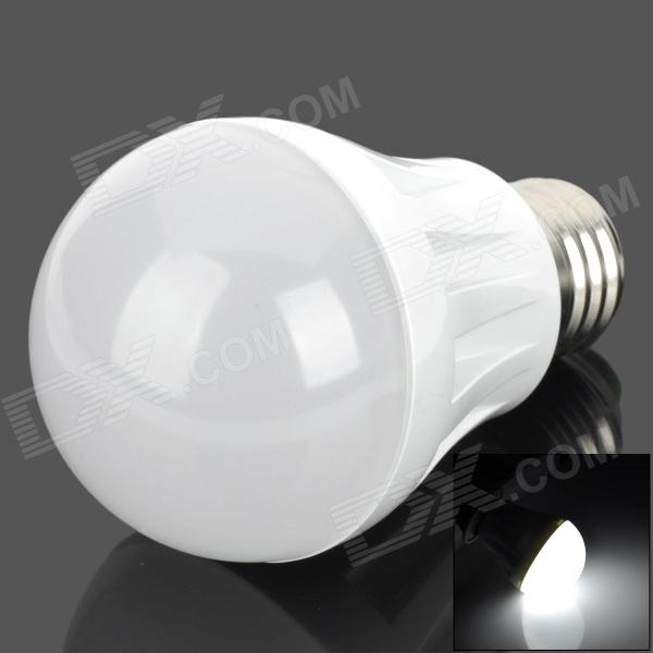 E27 5W 240lm 6500K 14-2835 SMD LED White Light Bulb Lamp (220V)