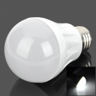 E27 5W 240lm 6500K 14-2835 SMD Cold White Light Bulb Lamp