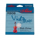 "ALICE A906 High-Carbon Steel Strings Set for 14~16 "" Viola"