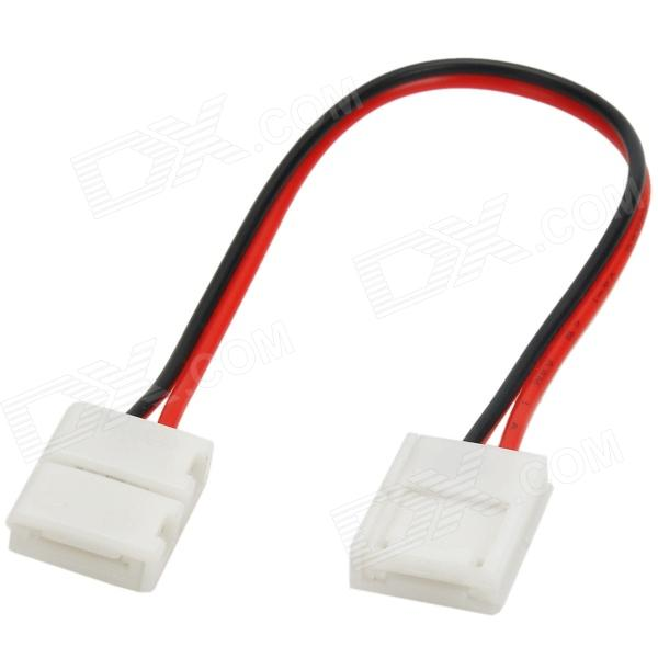 3258 LED 8mm PCB FPC Connector - Red + White + Black