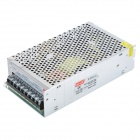 AC 100~240V to DC 12V 20A 240W Power Converter for LED Light - Silver + Green