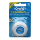 Genuine Oral-B Waxed Dental Floss - White (50m)