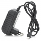 Micro USB EU Plug Power Adapter for Onda V971 (dual core) V711 V712 V811 V701 V801 - Black