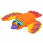 Flying Bird Style Pet's Dog Playing Toy - Multicolored