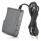 2-Flat-Pin Plug 2.5mm Power Adapter for Tablet PC - Black