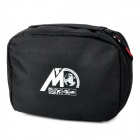 TravelIcons Big Capacity Oxford Fabric Travel Camping Toilet Articles Wash Bag - Black