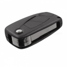 AML030612 Car Remote 2-Key Folding Case + Toothless Key for Fiat