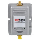 SUNHANS SH-2000 2.4GHz Wireless WiFi Broadband Amplifier Signal Booster - Silver