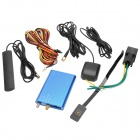 Car Anti-Theft Positioning GPRS Tracking System - Blue