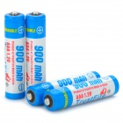 TrustFire 900mAh 1.2V AAA Ni-MH Rechargeable Battery w/ Case (4 PCS)