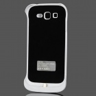 Portable 3300mAh External Battery Back Case for Samsung i9082 - White