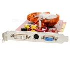 AGP 8X ATI Radeon 9550 256MB 128bit Video Card - Red