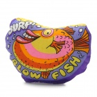 Cute Fish Style Catnip Chew Toy for Cat - Multicolored