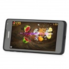 "HUAWEI C8813 Android 4.0 CDMA2000 Bar Phone w/ 4.5"" Capacitive Screen, Wi-Fi and GPS - Black"