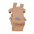 Beidi Multi-Function Cotton 6-in-1 Baby Carrier - Light Brown (Max. 20kg)