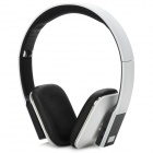 LONEN LB918 Bluetooth 3.0 Headphone w/ Microphone - White + Black + Silver