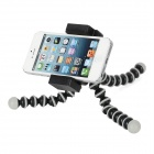 Universal Holder Tripod for Cellphone / Digital Camera - Black + Grey