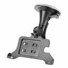 Car Universal Mount Holder w/ Back Clip for Sony L35h / Xperia ZL - Black
